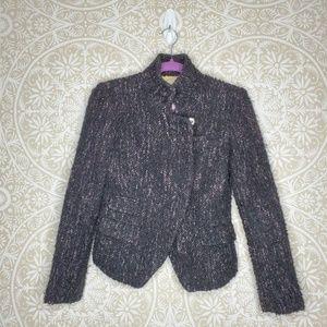 Banana Republic Tweed Wool Jacket 2